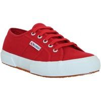 Zapatos Mujer Zapatillas bajas Superga 137912 Rojo