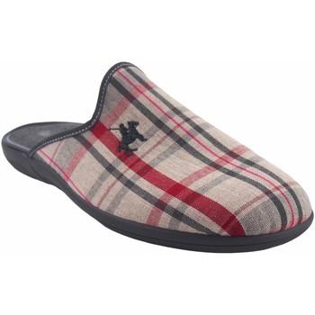 Zapatos Hombre Pantuflas Vulca Bicha Ir por casa caballero  4625 rojo Rojo