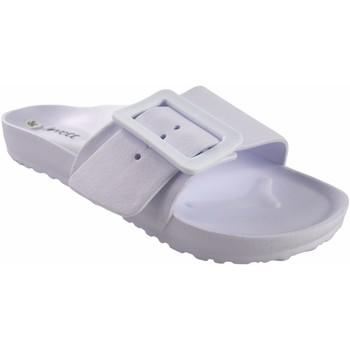 Zapatos Mujer Multideporte Kelara Playa señora  02022 blanco Blanco