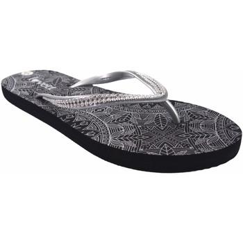Zapatos Mujer Multideporte Kelara Playa señora  k12009 negro Negro