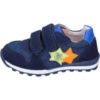 Zapatos Niño Zapatillas bajas Enrico Coveri BJ974 Azul