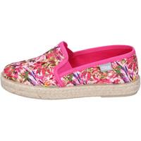 Zapatos Niña Alpargatas Enrico Coveri BJ977 Rosa