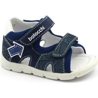 Zapatos Niño Sandalias Balocchi BAL-E21-113182-NA-a Blu