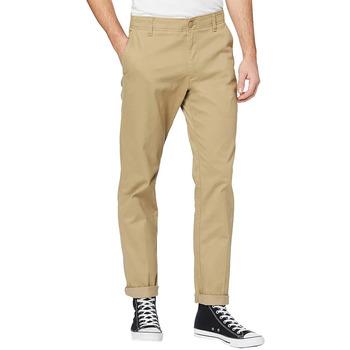 textil Hombre Pantalones chinos Lee Cooper  Beige