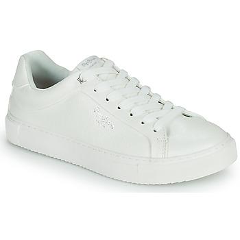 Zapatos Mujer Zapatillas bajas Pepe jeans ADAMS COLLINS Blanco