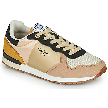 Zapatos Mujer Zapatillas bajas Pepe jeans ARCHIE LIGHT Beige