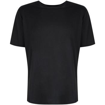 textil Hombre Camisetas manga corta Antony Morato  Negro