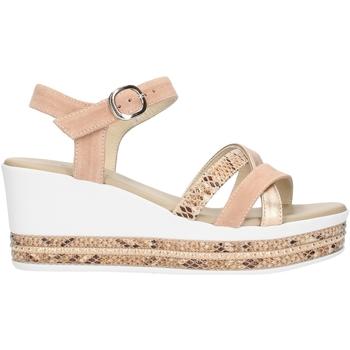 Zapatos Mujer Sandalias NeroGiardini E115780D Rosa