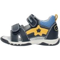 Zapatos Niño Sandalias NeroGiardini E124051M Azul
