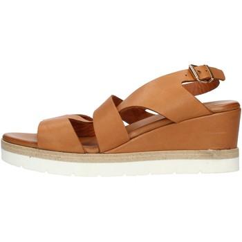 Zapatos Mujer Sandalias Inuovo 121022 Cuero