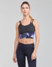 textil Mujer Sujetador deportivo  adidas Performance WUFORU Negro