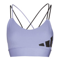 textil Mujer Sujetador deportivo  adidas Performance AMEBAR Violeta / Orbita