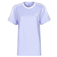 textil Mujer Camisetas manga corta adidas Performance WESBEF Tono / Violeta
