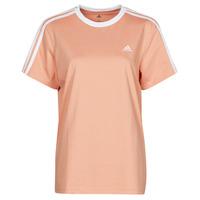 textil Mujer Camisetas manga corta adidas Performance WESBEF Blush / Ambiente
