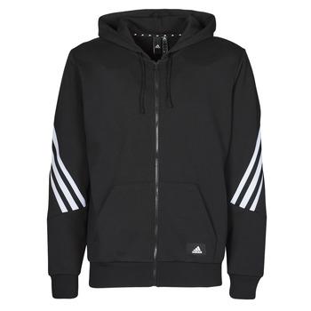 textil Hombre Chaquetas de deporte adidas Performance M FI 3S FZ Negro