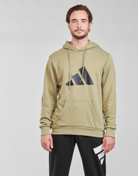 textil Hombre Sudaderas adidas Performance M FI 3B HOODIE Verde / Orbita