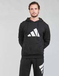 textil Hombre Sudaderas adidas Performance M FI 3B HOODIE Negro