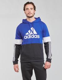 textil Hombre Sudaderas adidas Performance M CB HD Azul / Deslumbrante