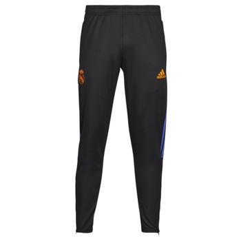 textil Pantalones de chándal adidas Performance REAL TR PNT Negro