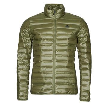 textil Hombre Plumas adidas Performance VARILITE JACKET Oliva / Focus