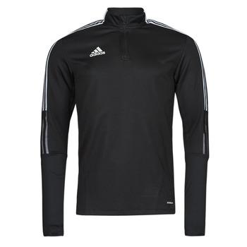textil Chaquetas de deporte adidas Performance TIRO21 TR TOP Negro