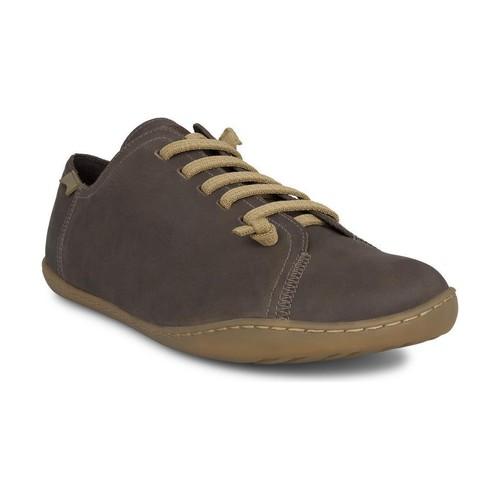 Zapatos Hombre Derbie Camper PEU CAMI Marron