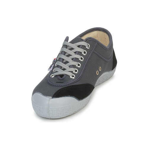 Zapatillas Gris Bajas Retro Zapatos Kawasaki ordBWeECxQ