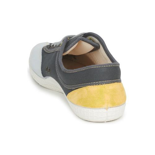 Bajas Zapatos Zapatillas Retro GrisAmarillo Kawasaki Y6vfgy7b