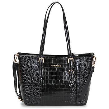 Bolsos Mujer Bolso shopping Nanucci 9530 Negro