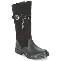 Zapatos Niña Botas urbanas Start Rite AQUA-FELINE Negro