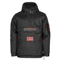 textil Hombre Parkas Geographical Norway BARKER Negro