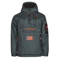 textil Hombre Parkas Geographical Norway BARKER Gris