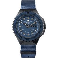 Relojes & Joyas Hombre Relojes analógicos Traser H3 Traser 109856, Quartz, 46mm, 20ATM Negro