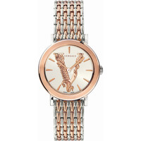 Relojes & Joyas Mujer Relojes analógicos Versace VEHC00519, Quartz, 36mm, 5ATM Oro