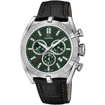 Relojes & Joyas Hombre Relojes analógicos Jaguar J857/7, Quartz, 45mm, 10ATM Plata