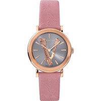 Relojes & Joyas Mujer Relojes analógicos Versace VEHC00319, Quartz, 36mm, 5ATM Oro
