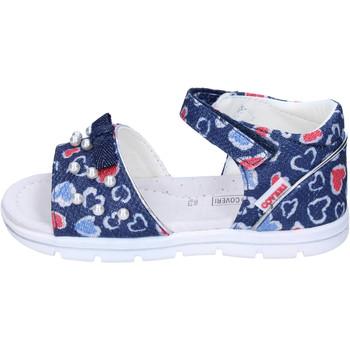 Zapatos Niña Sandalias Enrico Coveri BJ982 Azul