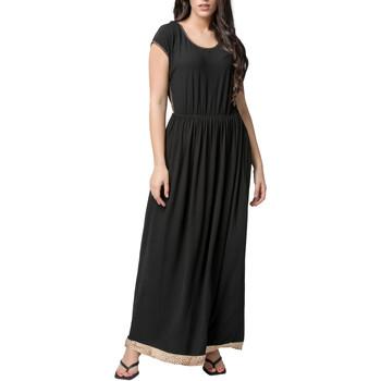 textil Mujer Vestidos largos Luna Robe longue estivale Savannah  Splendida Marfil