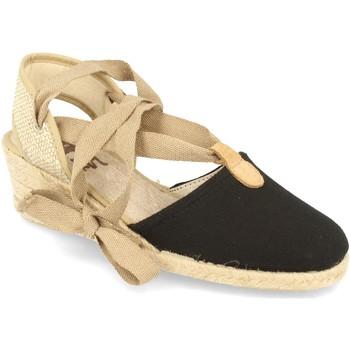Zapatos Mujer Alpargatas Kylie K2122501 Negro