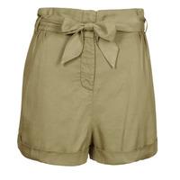 textil Mujer Shorts / Bermudas Ikks ELVIRA Kaki