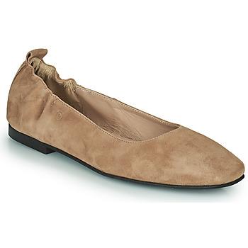 Zapatos Mujer Bailarinas-manoletinas Betty London PETRUS Cognac