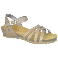 Zapatos Mujer Sandalias Yokono MONACO-045 Marrón