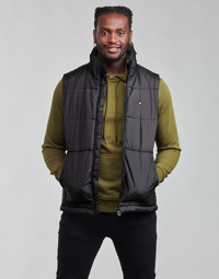 textil Hombre Plumas adidas Originals PADDED VEST Negro
