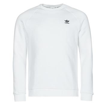 textil Hombre Sudaderas adidas Originals ESSENTIAL CREW Blanco