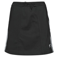 textil Mujer Faldas adidas Originals SKIRT Negro