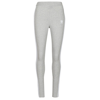 textil Mujer Leggings adidas Originals 3 STRIPES TIGHT Bruyère / Gris / Medio