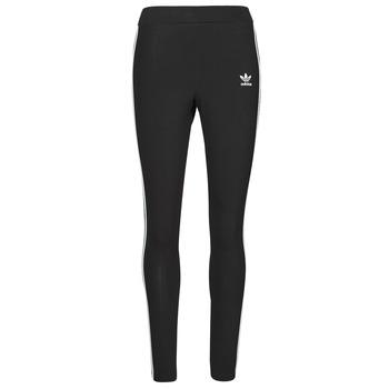 textil Mujer Leggings adidas Originals 3 STRIPES TIGHT Negro