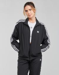 textil Mujer Chaquetas de deporte adidas Originals TRACK TOP Negro