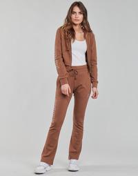 textil Mujer Pantalones de chándal adidas Originals OPEN HEM TP Marrón