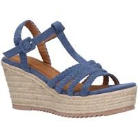 Zapatos Mujer Sandalias Refresh 69563 Azul